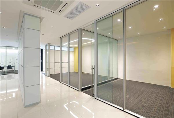 西安迪高文创隔墙工程有限公司带您了解如何安装玻璃隔断