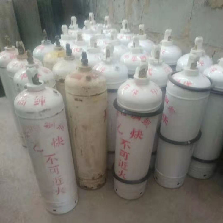 高纯乙炔生产