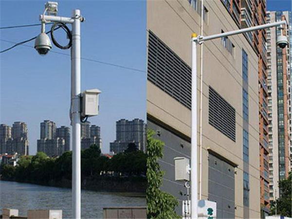 监控杆的外观形式有哪几种?怎么选择适合的监控杆?