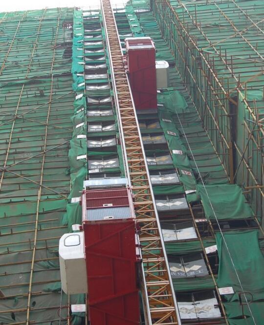 郑州施工电梯租赁