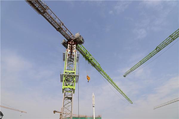 启港机械设备技术人员告诉您塔机的施工流程