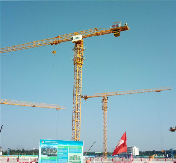 建筑工地是自己买塔吊还是租塔吊,郑州塔机出租小编告诉你哪个划算