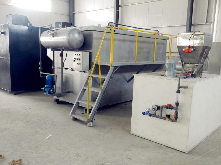 你操作四川废水处理设备的方法是正确的吗