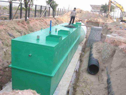 四川污水处理设备价格