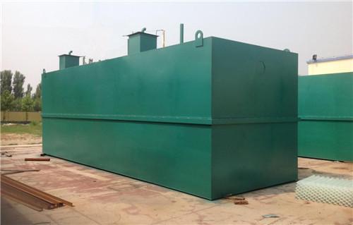 四川污水处理设备的原理
