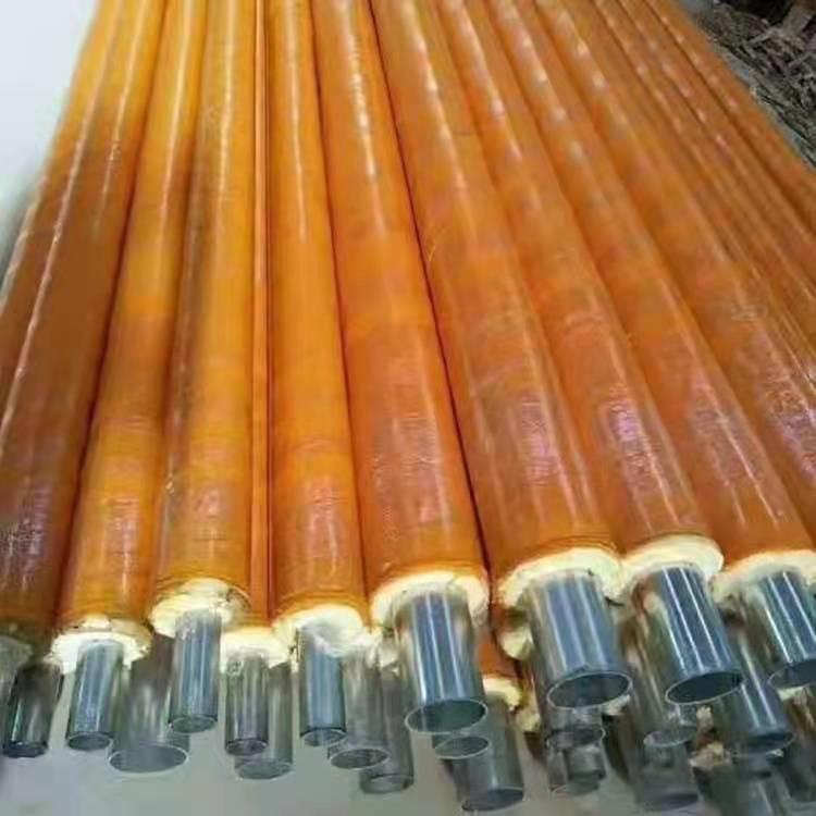 陕西玻璃钢保温管