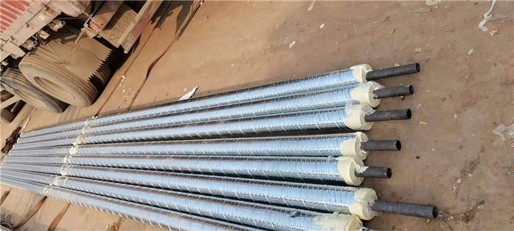 铁皮架空保温管