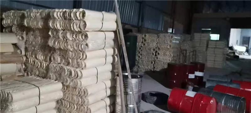 聚氨酯保温管壳备货