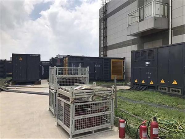 你知道发电机应该如何租赁吗?陕西发电机租赁公司告诉你