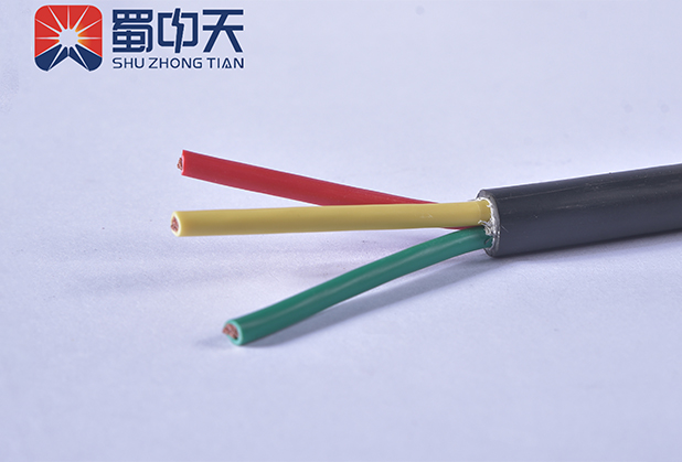 阻燃控制电缆