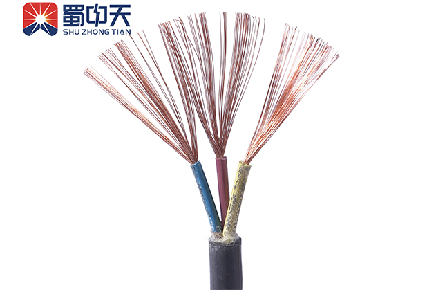 四川橡套电缆