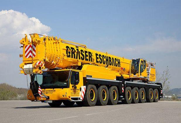 汽车吊450吨