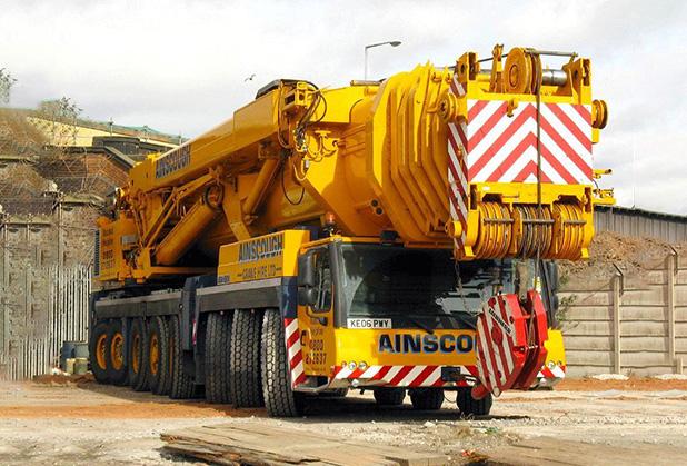 四川汽车吊450吨