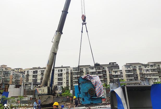 四川钢结构吊装