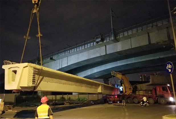 四川钢结构吊装工程