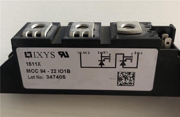 晶闸管模块检测