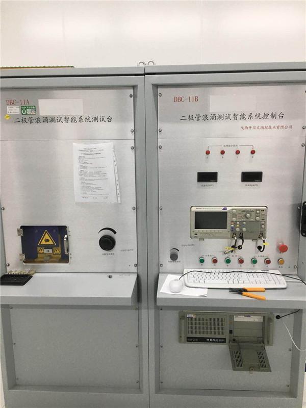 二极管浪涌测试智能系统测试台