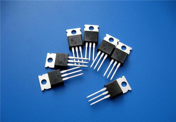 功率金属氧化物场效应管(MOSFET)