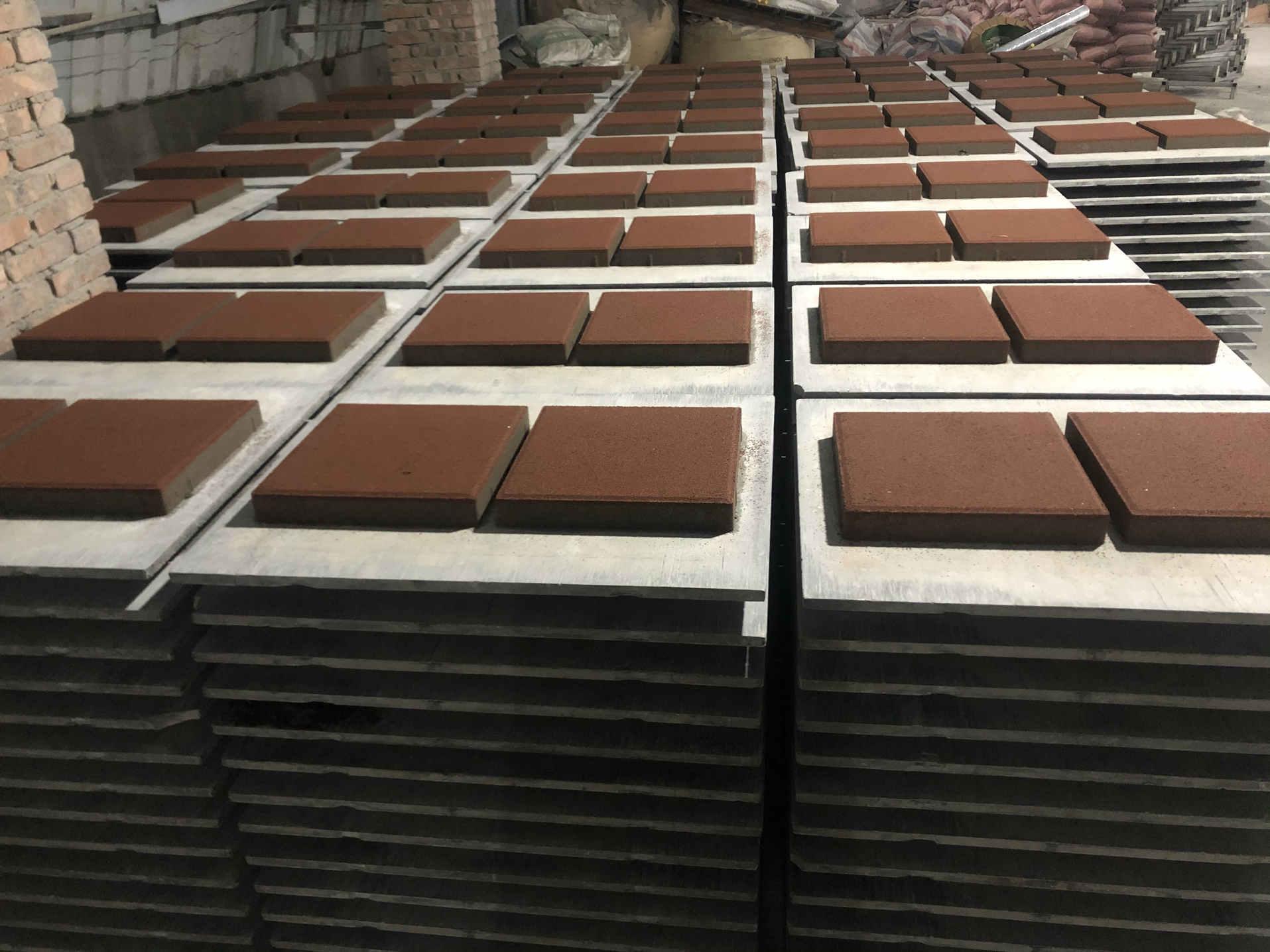 四川透水砖铺装施工方法