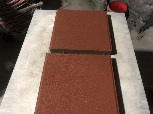 浅谈成都透水砖的主材料是什么?是怎么样做出来的?