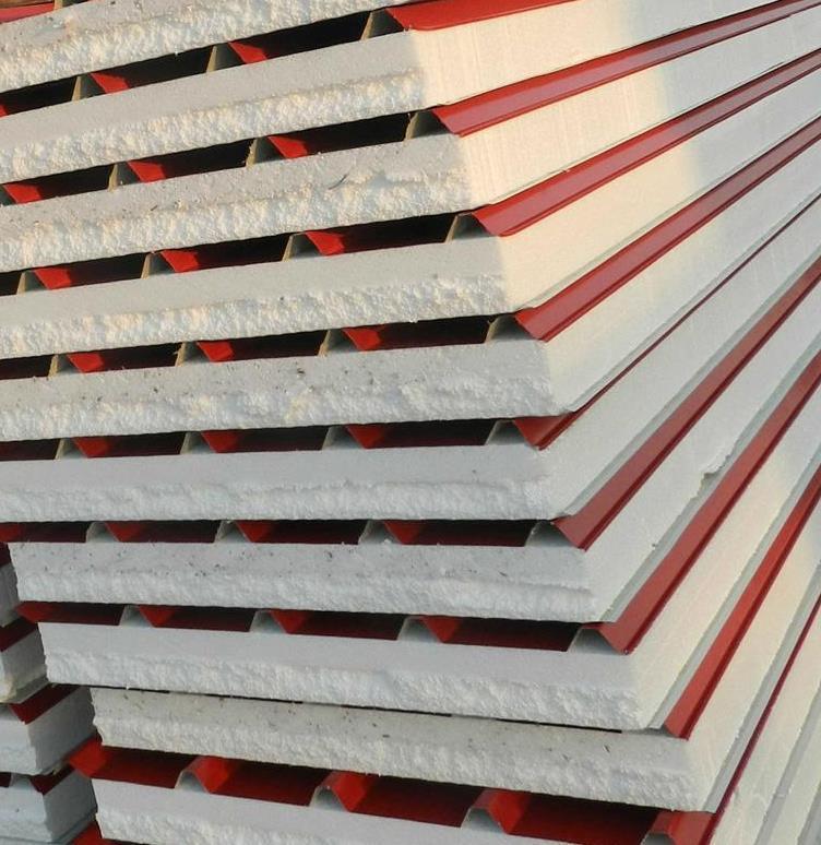 陕西彩钢复合板加工