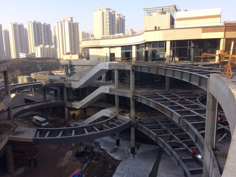 陕西钢结构厂家