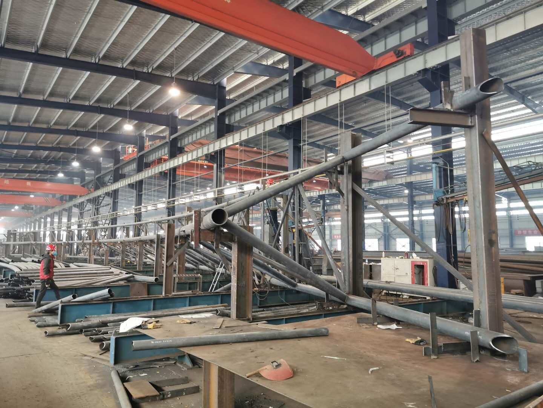 陕西钢结构网架施工