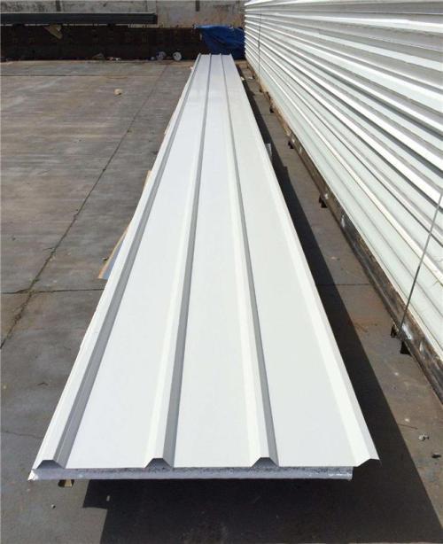 陕西彩钢复合板施工