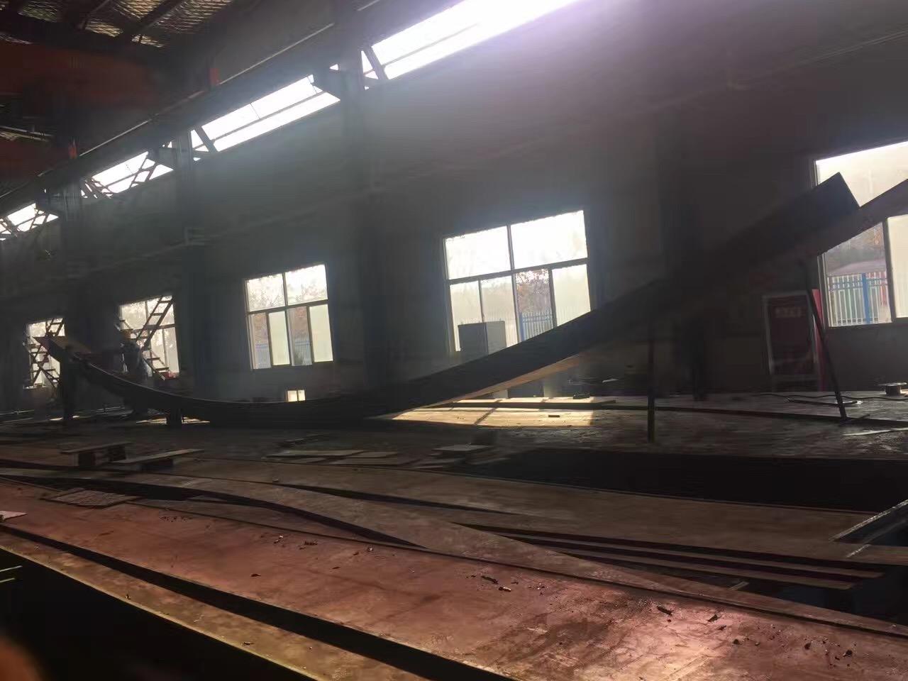 陕西钢结构生产车间
