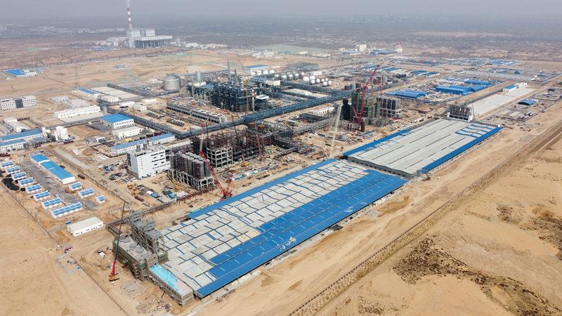兰石化乙烷制乙烯项目