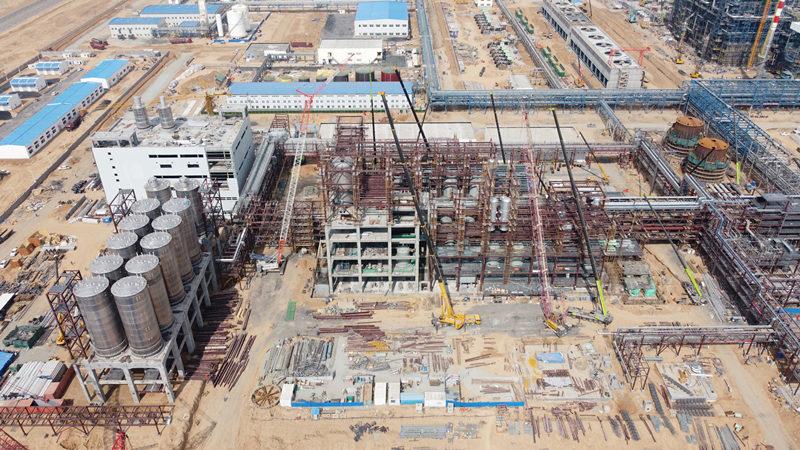 陕西钢结构网架厂家施工