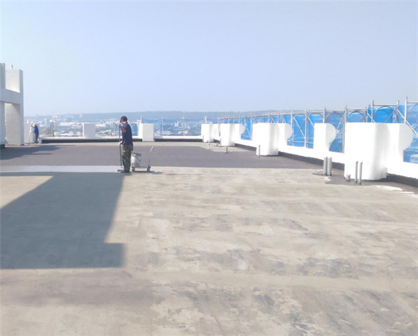 果洛屋顶防水工程