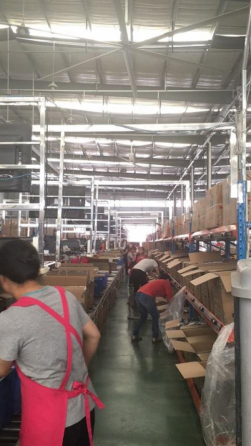 仓储、物流行业