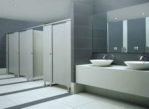 四川景区厕所隔断设计