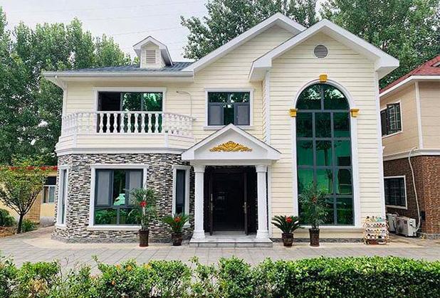 四川钢结构房屋设计