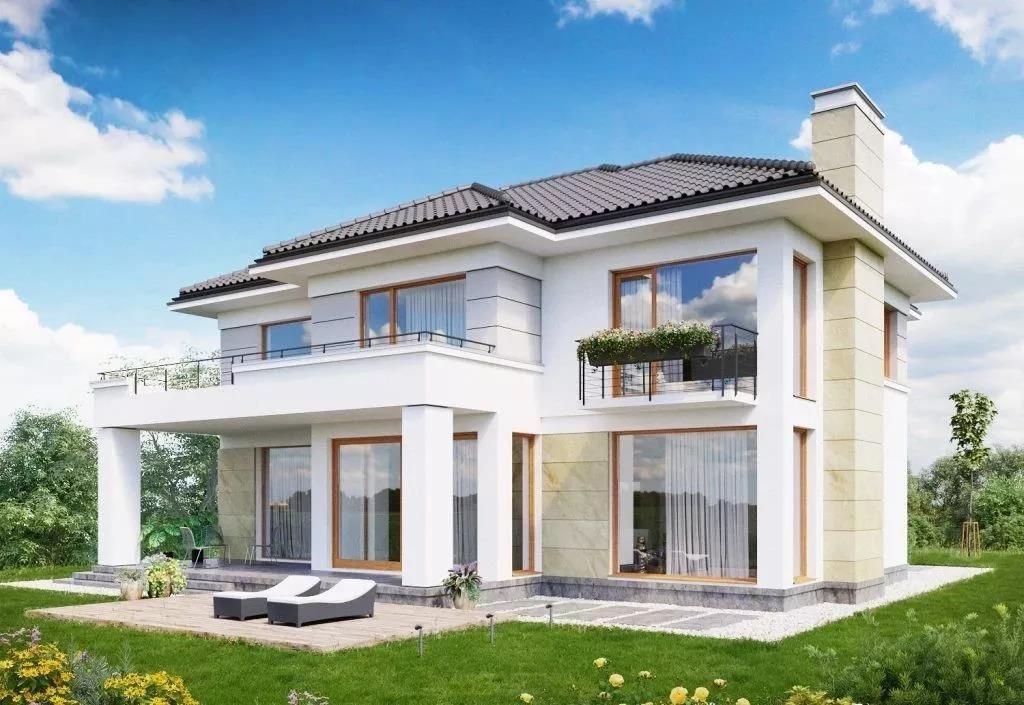 农村5万元一层轻钢房能建吗?——四川农村轻钢别墅