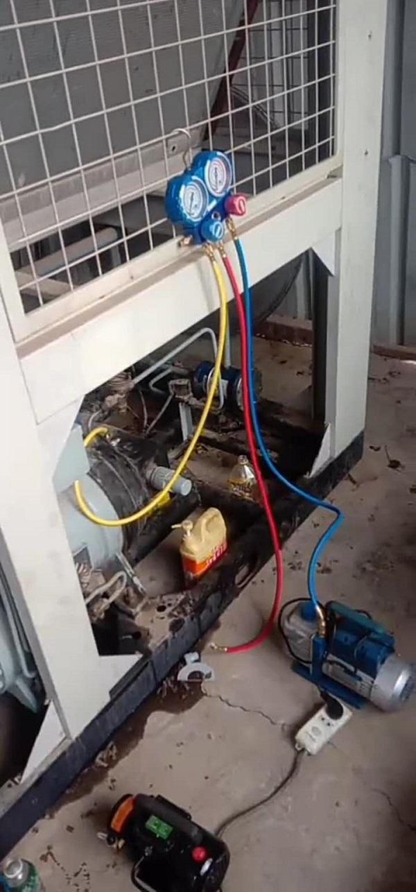 空调故障代码