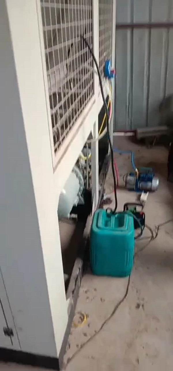 银川空调加氟