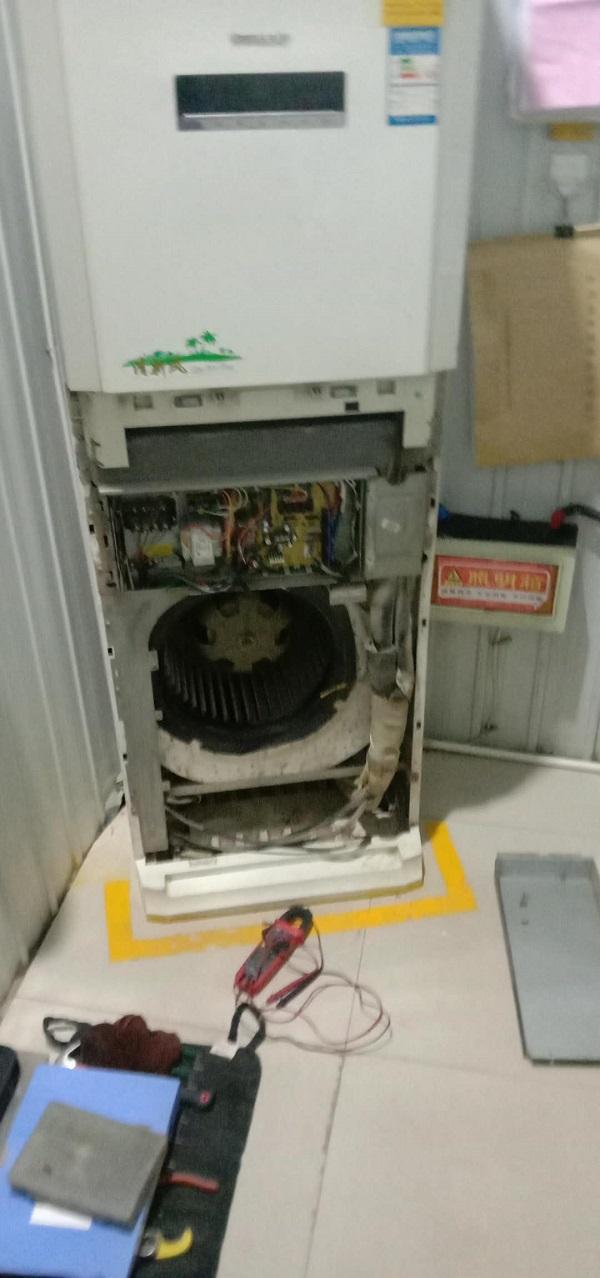 银川热水器维修