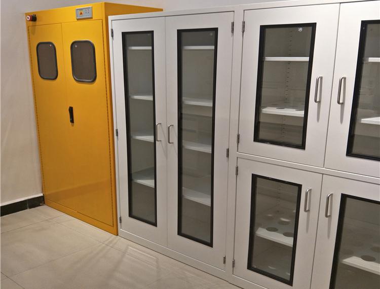 成都实验室储物柜-药品柜