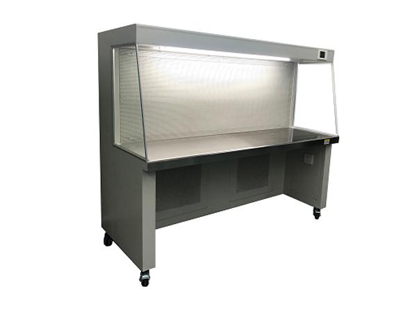 成都实验家具——SW-CJ-1BU全钢型敞开式单人单面水平层流洁净工作台