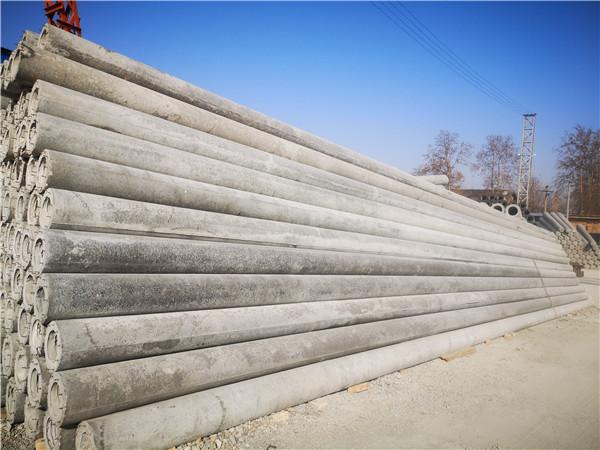 陕西水泥电杆制造
