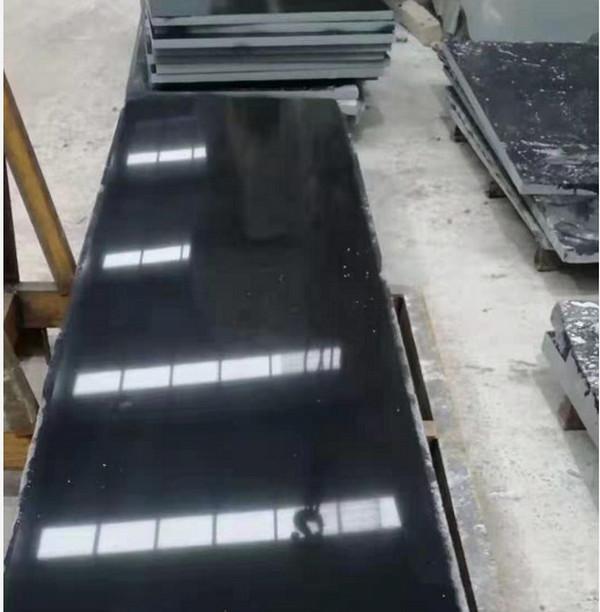 淇县某企业黑青石材合作案例
