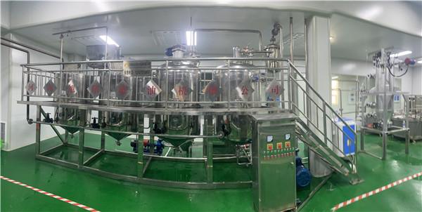 菜籽油精炼设备