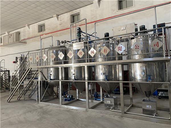 油脂设备制造厂家