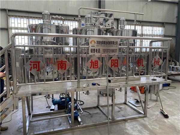 陕西精炼油设备
