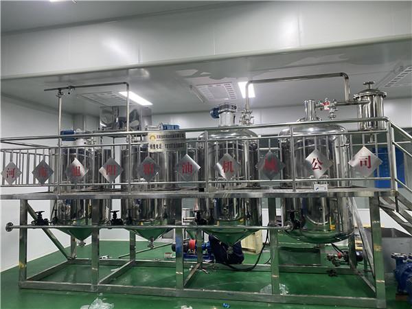 精炼油设备工作流程和原理,这些知识你要知道