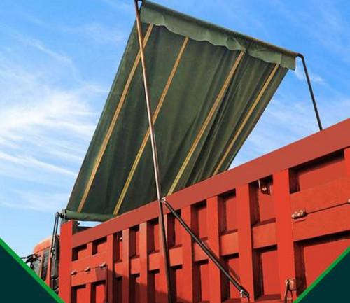 河南渣土车环保盖设计