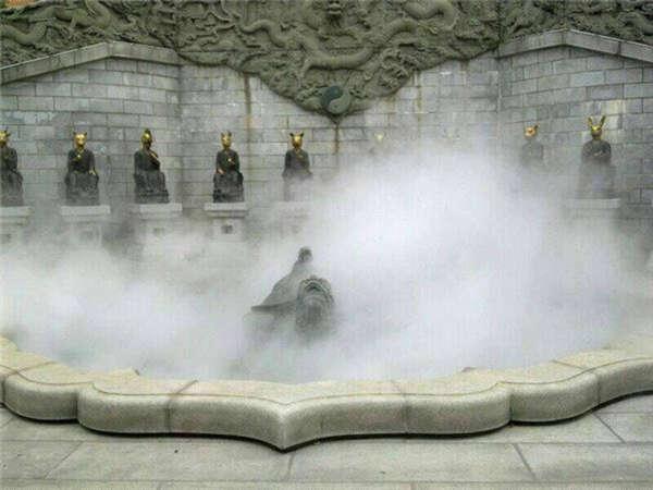 河南人造雾设备厂家