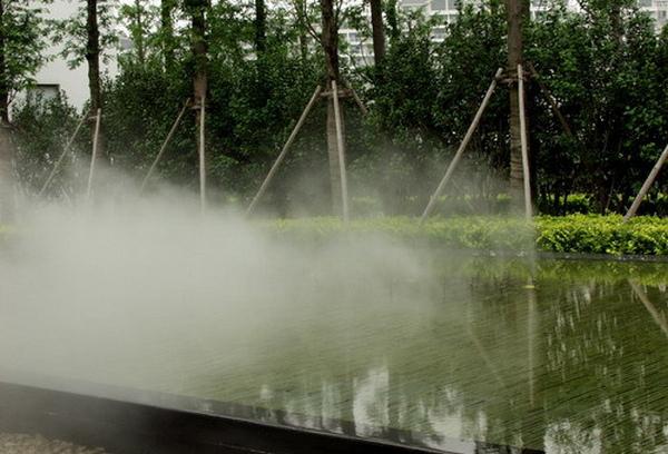 河南降尘设备合作案例